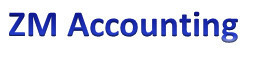 ZM Accounting Logo and Images