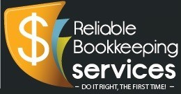 Reliable Bookkeeping Services Logo and Images
