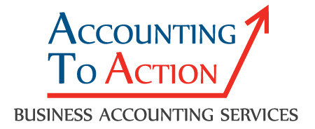 Accounting to Action Logo and Images
