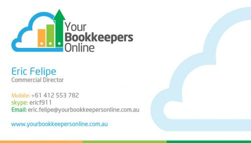Your Bookkeepers Online Logo and Images