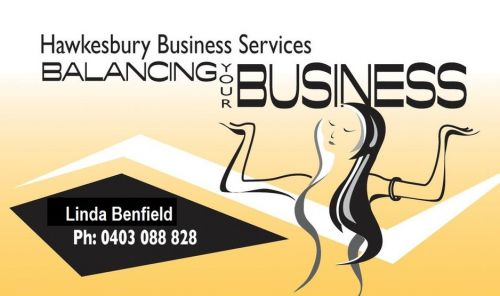 Hawkesbury Business Services Logo and Images