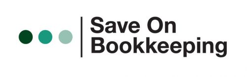 Save On Bookkeeping Logo and Images