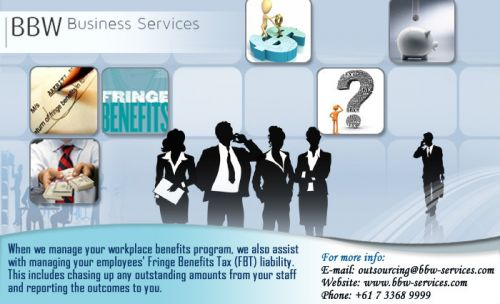 BBW Business Services Logo and Images