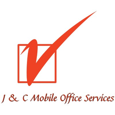 J & C Mobile Office Services Logo and Images