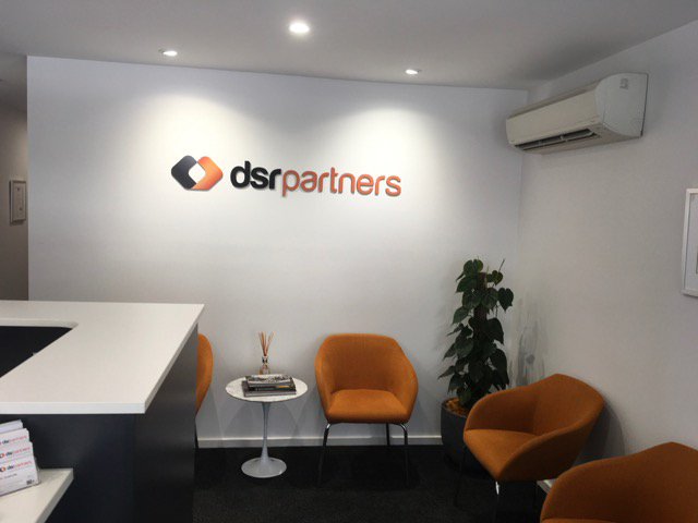 DSR Partners Logo and Images
