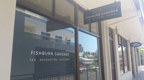 Fishburn Gardner Accounting & Advisory Services Logo and Images