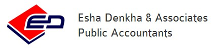 Esha Denkha & Associates Logo and Images