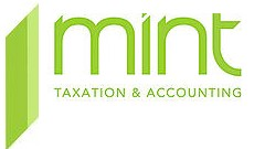 Mint Taxation & Accounting Logo and Images