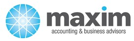 MaximAccounting & Business Advisors Logo and Images