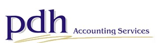PDH Accounting Services Logo and Images