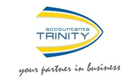Trinity Accountants Logo and Images