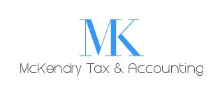 McKendry Tax & Accounting Logo and Images
