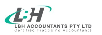 LBH Accountants Pty Ltd Logo and Images