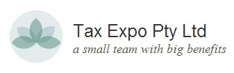 Tax Expo Pty Ltd Logo and Images