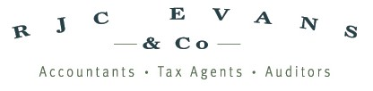 RJC Evans & Co Pty Ltd Logo and Images