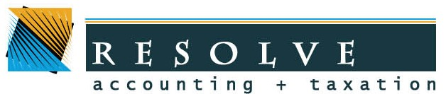 Resolve Accounting & Taxation Logo and Images