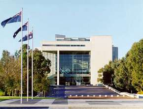 High Court of Australia Parkes Place Image