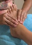 Thai Massage Therapies Logo and Images