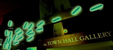 Town Hall Gallery Logo and Images