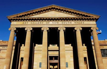 Art Gallery of New South Wales Logo and Images