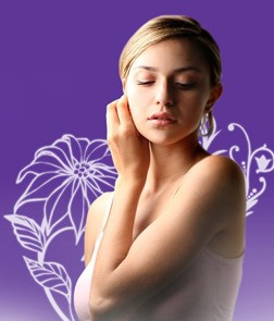 Luna Massage Therapies Logo and Images