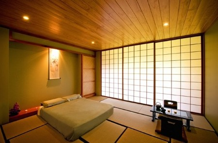 Japanese Mountain Retreat Logo and Images