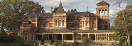Rippon Lea House and Gardens Logo and Images