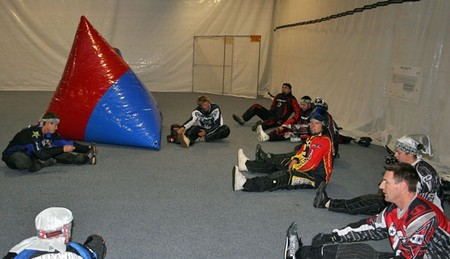 Campbellfield Indoor Paintball Logo and Images