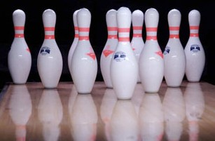 Ed Fleming Lanes Logo and Images