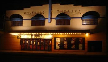 Roseville Cinema Logo and Images