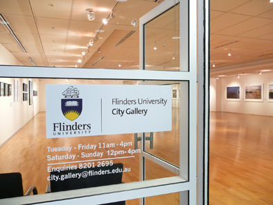 Flinders University City Gallery Image