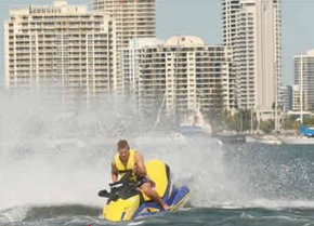 GC Jet Ski Tours Logo and Images
