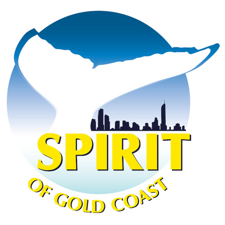 Spirit of Gold Coast Whale Watching Logo and Images