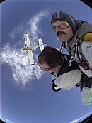 Skydive Melbourne Logo and Images