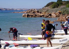 Sea Kayak Melbourne and Victoria Logo and Images