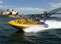 Jetboating Sydney Logo and Images