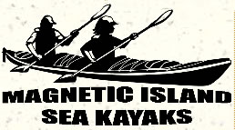 Magnetic Island Sea Kayaks Logo and Images