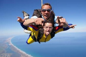 Skydive Goolwa Logo and Images