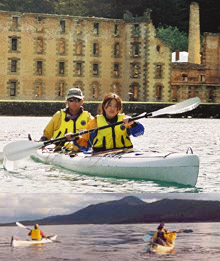 Blackaby's Sea Kayaks and Tours Image