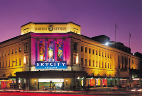 Skycity Casino Darwin Logo and Images