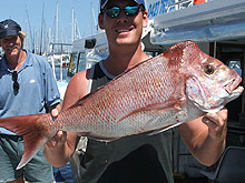 Sunshine Coast Fishing Charters Logo and Images