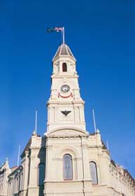 Fremantle Town Hall Logo and Images
