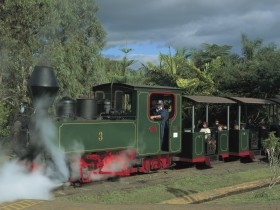 Bundaberg Railway Museum Logo and Images
