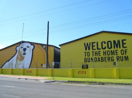 Bundaberg Distillery Tour Logo and Images