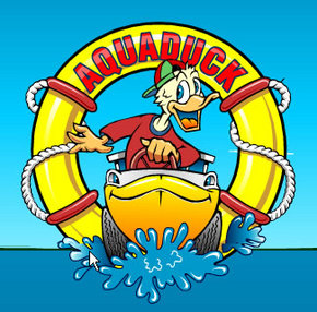 Aquaduck Logo and Images