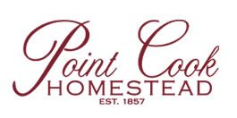 Point Cook Homestead Logo and Images