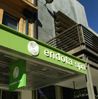 Endota Day Spa Adelaide Logo and Images
