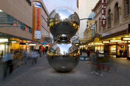 Rundle Mall Image