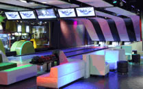 Kingpin Bowling Lounge - Crown Entertainment Complex Logo and Images