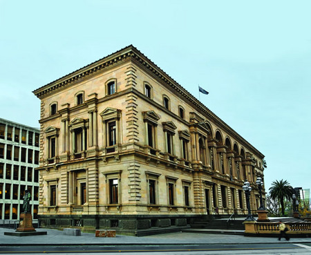 Old Treasury Building Image